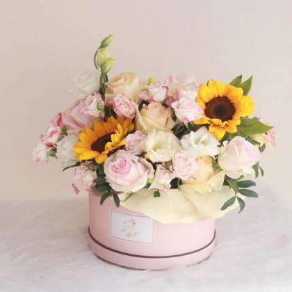 Heather Bloom Box