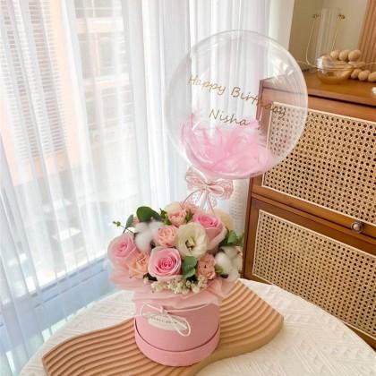 Josephine Balloon Box