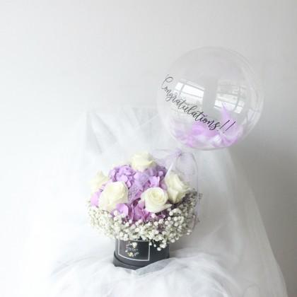 Juliet Balloon Box