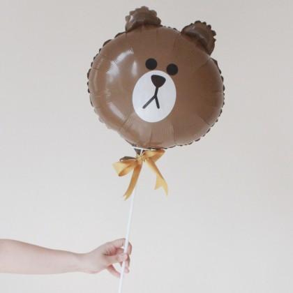 Brown Balloon