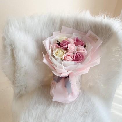 Amy Soap Flower