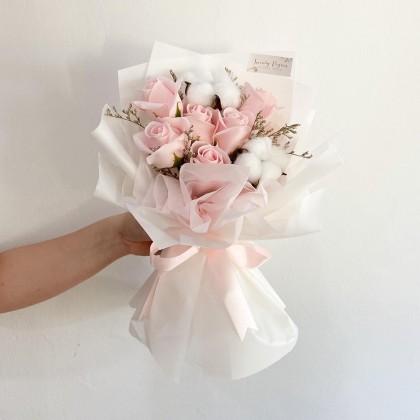 Isabella Soap Flower