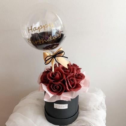 Clarissa (Soap Flower Box)