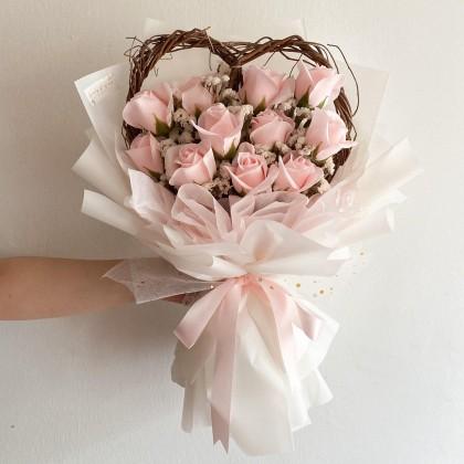 Julissa Soap Flower