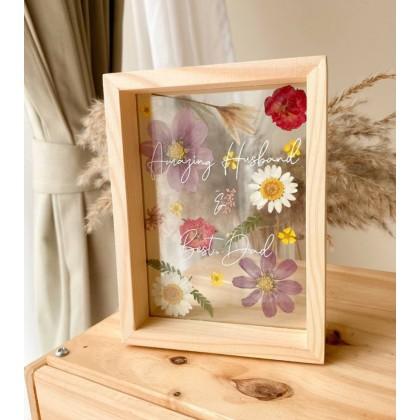 Sariyah Pressed Flower Frame