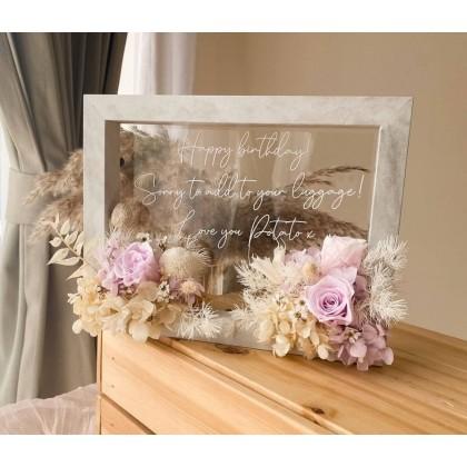 Colette Preserved Flower Frame