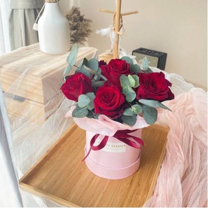 Tiana Rose Box