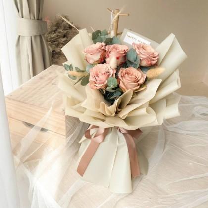 Bonnie Cappuccino Bouquet