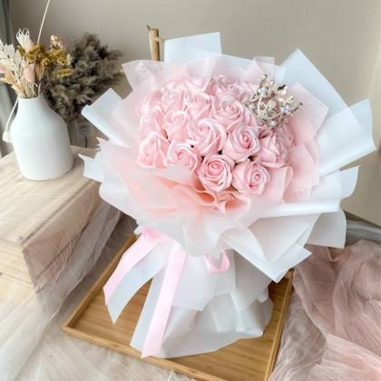 Liv Soap Flower