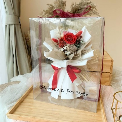 Arielle Preserved Flower Bouquet (Nationwide Delivery)