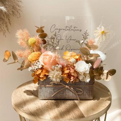 Emmie Preserved Flower
