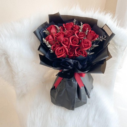 Mya Soap Flower (Nationwide Delivery)
