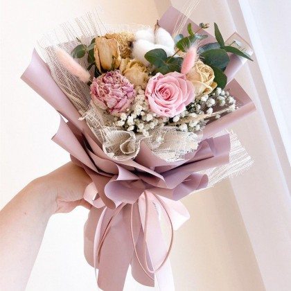 Sierra Dried Flower Bouquet (Nationwide Delivery)