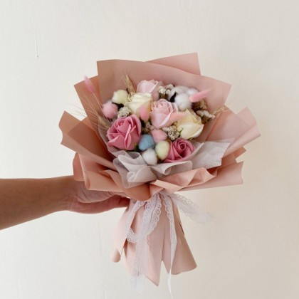 Angel Soap Flower (Nationwide Delivery)