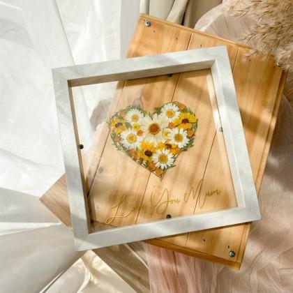 Finley Pressed Flower Frame