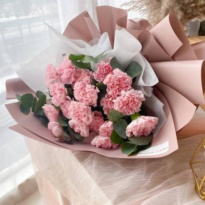 Hadley Carnation Bouquet