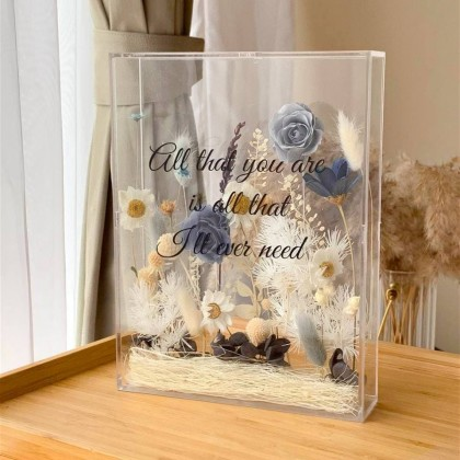 Lexi Acrylic Box Frame (Nationwide Delivery)