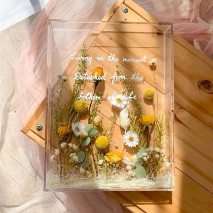 Stella Acrylic Box Frame (Nationwide Delivery)