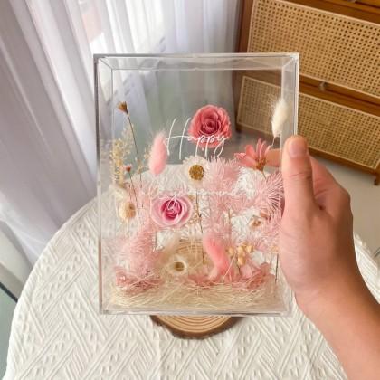 Alivia Acrylic Box Frame